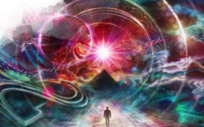 Let's talk about the spirals or rings of consciousness